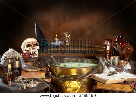 Witch's keuken