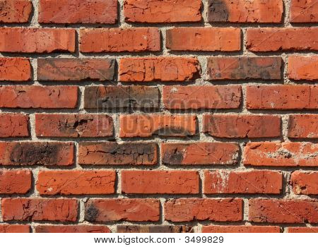 Old Brick Wall Pattern