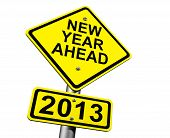 New Year Ahead 2013