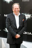 NEW YORK-JULY 16: Composer Hans Zimmer attends the world premiere of