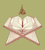 pic of jawi  - Vector Muslim Qur - JPG