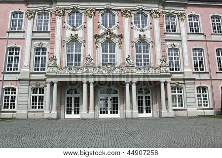 baroque Palais in Trier, Germany