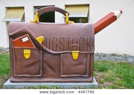 Schoolbag Model