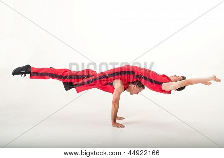 Balancing Acrobats