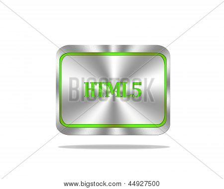 Html5 Button.