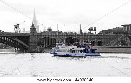 Grey Day Aboard