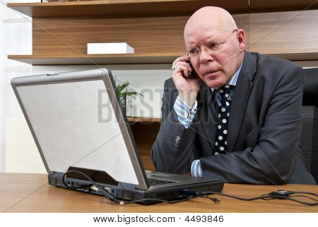 A Business Call