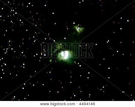 M78 Reflection Nebula