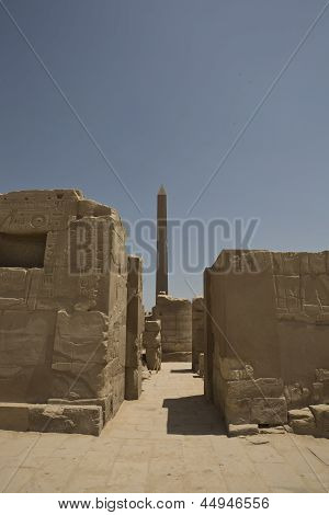 Obelisk of Queen Hapshetsut, Karnak