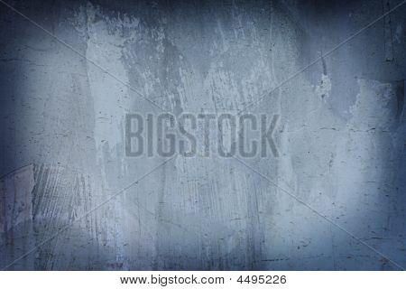 Grunge Painted Metal Background