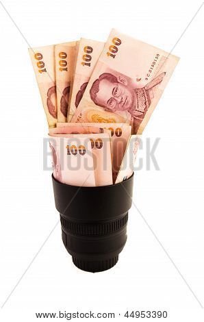 Lens And Money