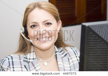Call Center Representative