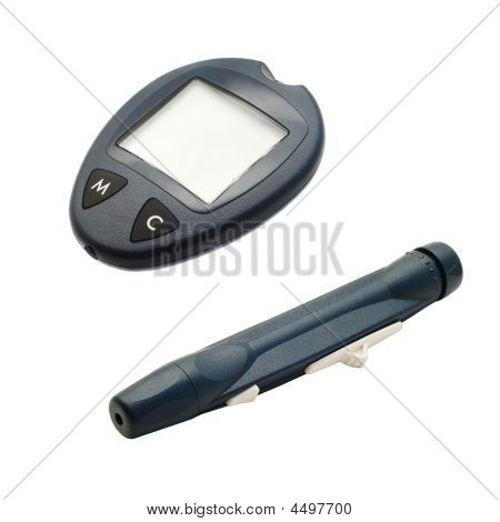 Diabetes Self Test Kit