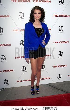 LOS ANGELES - APR 22:  Megan Sherrill arrives at