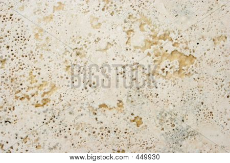 Rock Cover With Holes Texture