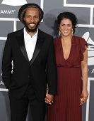LOS ANGELES - FEB 10:  Ziggy Marley arrives to the Grammy Awards 2013  on February 10, 2013 in Los A