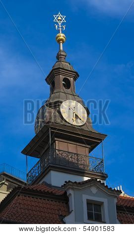 Synagogue Clock Tower