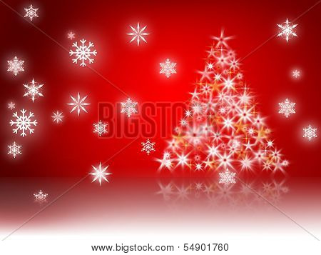 Christmas With Christmas Tree