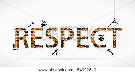 Build respect