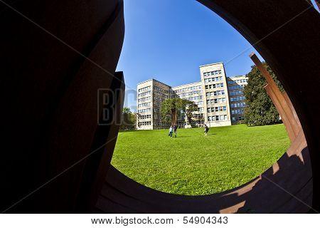 """Sculpture Biennale """"blickachsen"""""""