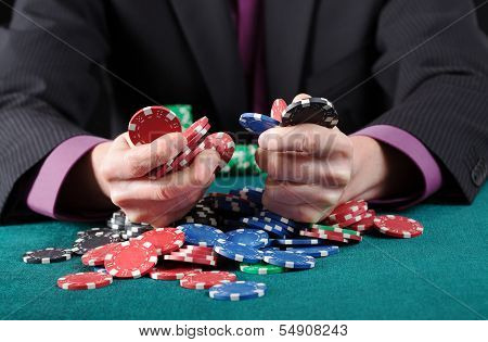 Gambler In Game