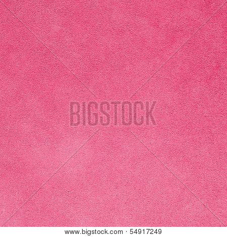 Pink Suede