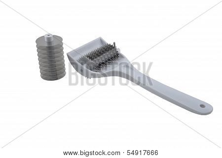 The Slicer And Meat Tenderizer Set
