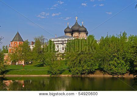 Pond In Izmailovo