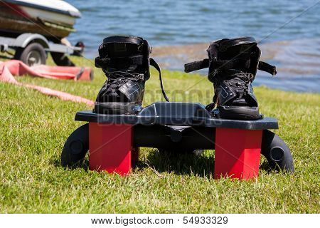 Fly Boarding  Boots