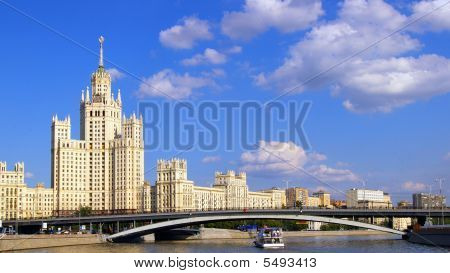 The Stalin`s Time Architecture
