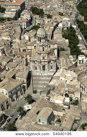 ragusa from abive
