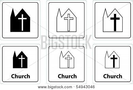 Church Sign Set