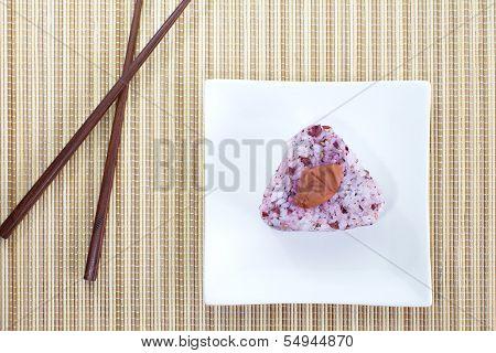 Japanese cuisine, onigiri