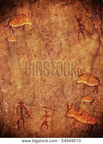 prehistoric painting