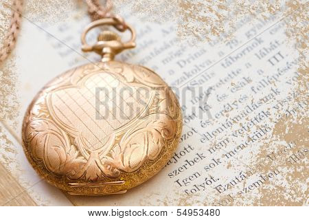 Closed Pocket Watch