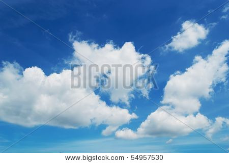 Sky And Billows
