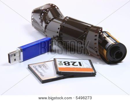 Film And Memorycard