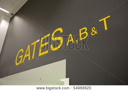 Terminal Info Board - 02