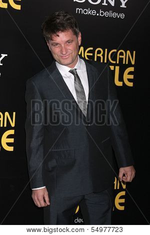 LOS ANGELES - DEC 3:  Shea Whigham at the