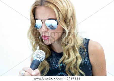 Female Rock Star