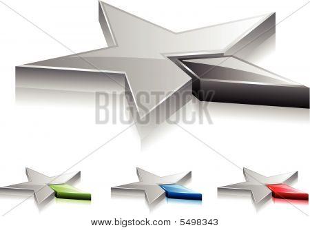 Star Stras (vector)