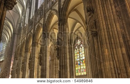 Gothic Cologne Dom