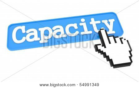 Capacity Button with Hand Cursor.