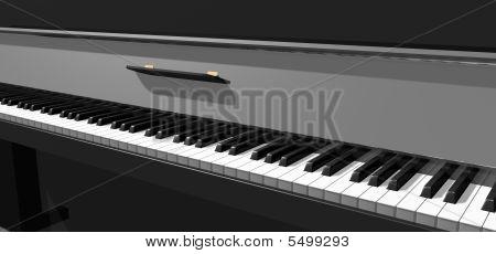 The Black Piano