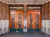 stock photo of old post office  - Old post office and telephone exchange in Utrecht  - JPG
