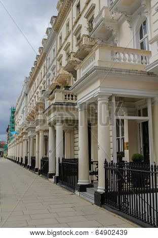 Terrace Houses In London