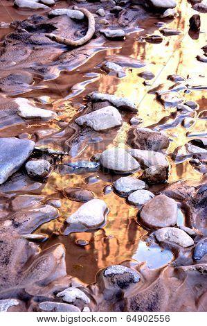 Muddy River Rocks