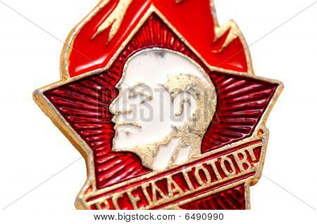 Badge Of USSR