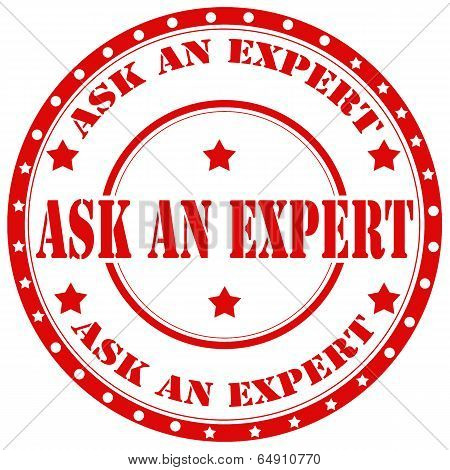 Ask An Expert-stamp