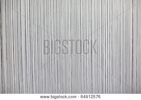 Light thread fabric background